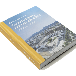 llibre conmemoratiu 10 anys TecnoCampus